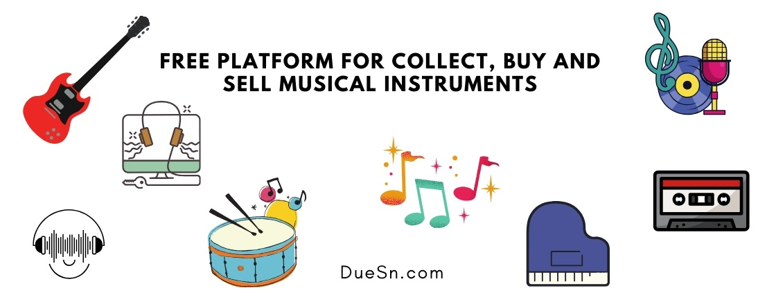 Buy and Sell Musical Instruments