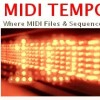 miditempotracks + custom midi sequences