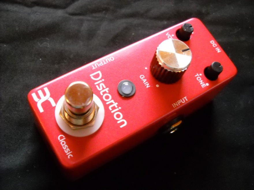 Eno TC15 Distortion