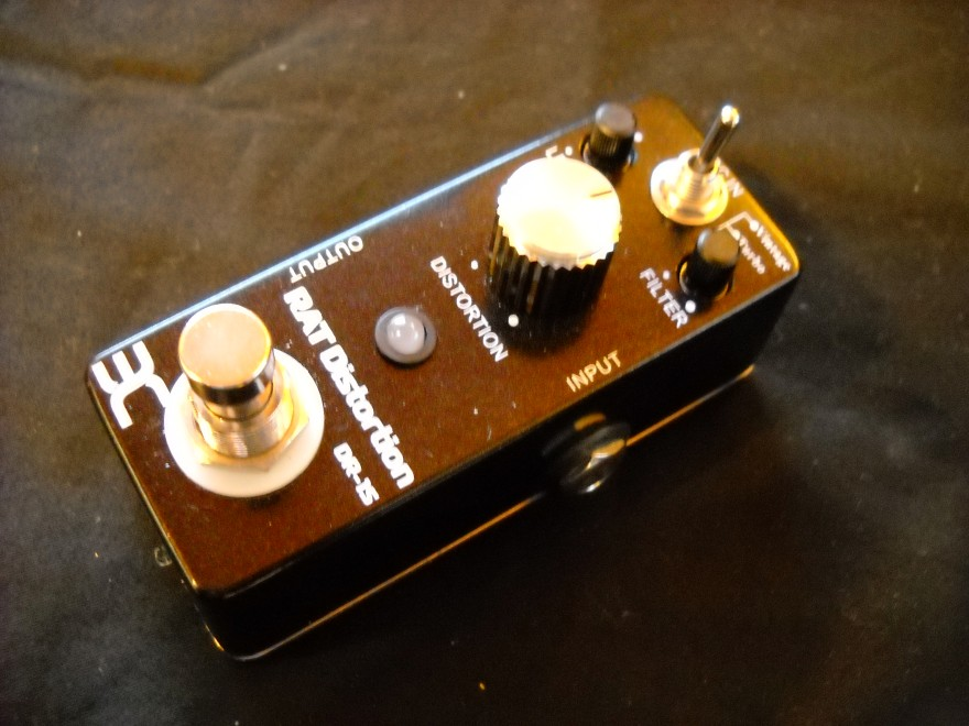 Eno Rat Distortion