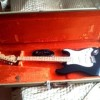 "fender usa 2001 eric clapton ""blackie"" stratocaster electric guitar"