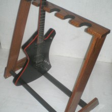 Allwood Stands Multi Space Guitar Stands for Electric and Acoustic guitars