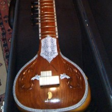 Beautiful Sitar from India for Sale