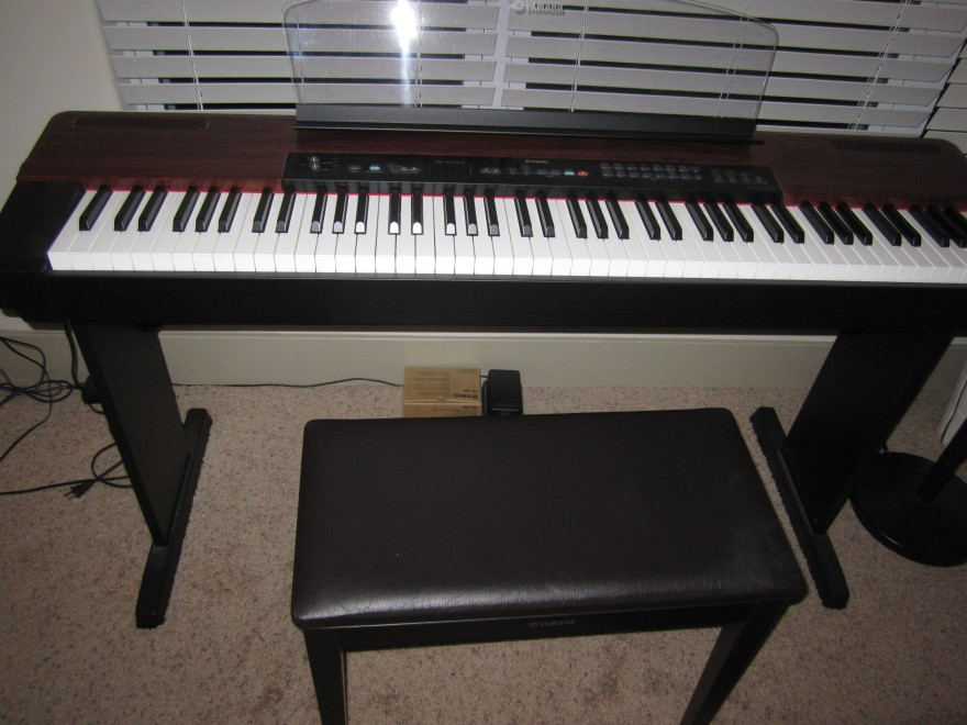 digital piano yamaha p120