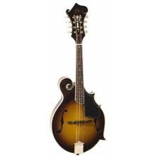 JB Player JBMA50F F-Style Scroll Mandolin - Antique Sunburst with Gold Hardware