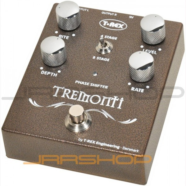 T-Rex Engineering Tremonti Phaser Pedal