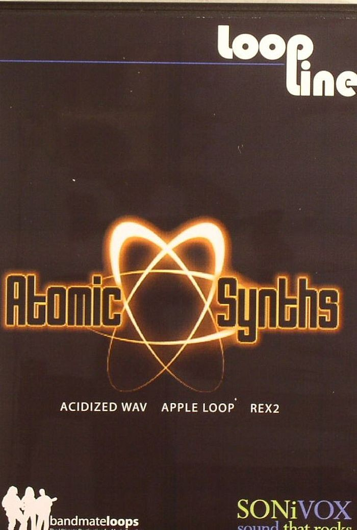 Sonivox Atomic Beats Dance Synths Loop Collection