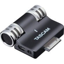 Tascam iM2 Stereo Condenser Microphone