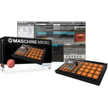 Native Instruments Maschine Mikro Groove Production Control Surface