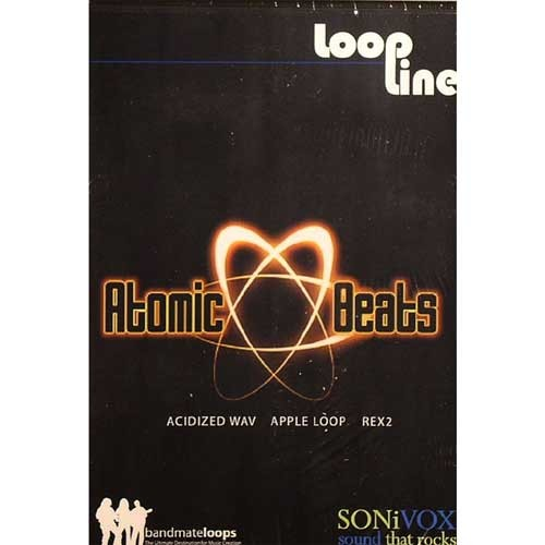 Sonivox Atomic Beats Dance Drums Loop Collection