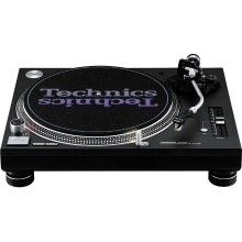 Technics SL1210mk5 Quartz Synthesizer Direct-Drive DJ/Club Turntable (Black)