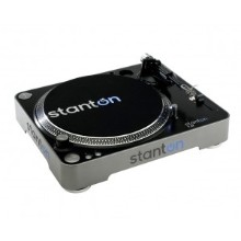 Stanton T52B Belt Driven DJ Turntable with Free 500.v3 cartridge