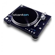 Stanton STR8-150 Straight Armed Direct Drive Turntable