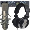 focusrite saffire pro24 package with cad mh110 headphones & cad gxl2200 mic