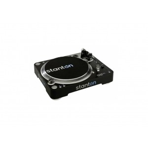 Stanton T.92USB Direct Drive DJ Turntable with Free 500v3 Cartridge