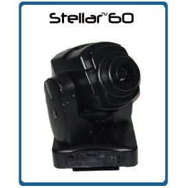 Eternal Lighting Stellar60 Spot 60-Watt DJ LED Moving Head